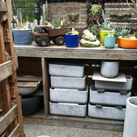 Photo taken at Potted by Alexander L. on 7/21/2013