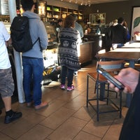Photo taken at Starbucks by Lindsey C. on 9/22/2016