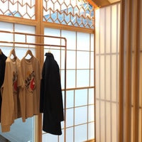 Photo taken at Maison Kitsune Daikanyama by Michaël D. on 9/22/2016