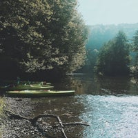 Photo taken at Ourthe by Michaël D. on 9/23/2017