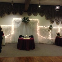 Photo taken at Lambertville Rescue Squad Auxiliary Banquet Hall by Kimberly L. on 11/9/2013