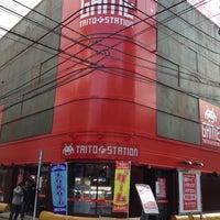 Photo taken at タイトーFステーション 西葛西店 by 0601hana on 4/27/2013