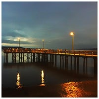 Photo taken at Redondo Board Walk by Jeff A. on 9/25/2016