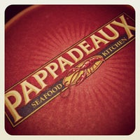 Photo taken at Pappadeaux Seafood Kitchen by Jeff A. on 12/24/2012