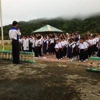 Photo taken at SK Nanga Embuau, 96850 Song, Sarawak by Norhanim Z. on 1/1/2013
