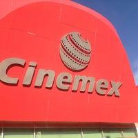 Photo taken at Cinemex by Juan L. on 1/19/2014
