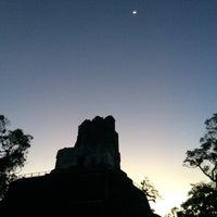 Photo taken at Parque Nacional Tikal by Ashley P. on 3/3/2017