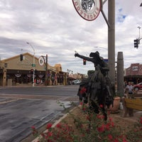 Photo taken at Old Town Scottsdale by Ashley P. on 11/4/2017