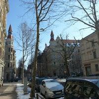 Das Foto wurde bei Waldstraßenviertel von Sascha R. am 3/16/2013 aufgenommen
