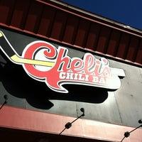 Photo taken at Cheli's Chili Bar by J_Stoz on 3/4/2013