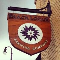Photo taken at Black Lotus Brewing Co. by J_Stoz on 9/11/2013