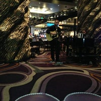 Photo taken at Lobby Bar by Mark T. on 12/25/2012