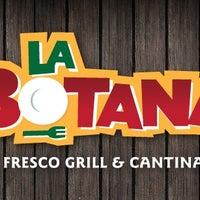 Photo taken at La Botana Fresco Grill & Cantina by La Botana Fresco Grill & Cantina on 11/22/2014