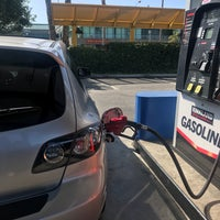 Photo taken at Costco Gasoline by Graceface on 8/19/2017
