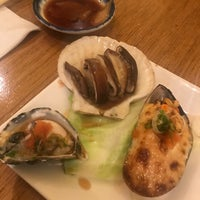 Photo taken at Sushi Sasabune by Graceface on 8/4/2017