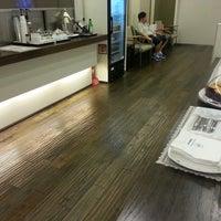 Photo taken at Korean Air Lounge by Miel K. on 7/19/2013