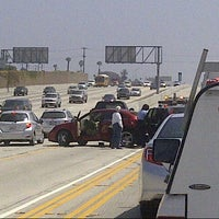 Photo taken at 405 Frwy South by Adam K. on 8/14/2013