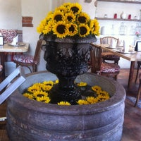 Photo taken at Los Girasoles by Agnese G. on 7/21/2013