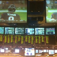 Photo taken at Bally's Sportsbook by Ashley V. on 1/5/2013