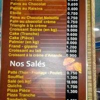 Photo taken at Boulangerie Patisserie Fatouma by aguibi a. on 10/23/2015