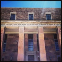 Photo taken at Norlin Library - University of Colorado at Boulder by Bart L. on 6/2/2013