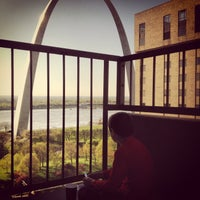 Photo taken at Crowne Plaza St. Louis - Downtown by Melody F. on 4/26/2013