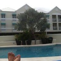 Photo taken at Silver Palms Inn by Denise F. on 10/17/2012