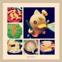 Photo taken at MK Restaurant by hai hong h. on 2/7/2014