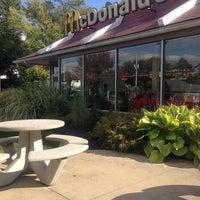 Photo taken at McDonald's by Amanda M. on 9/28/2013