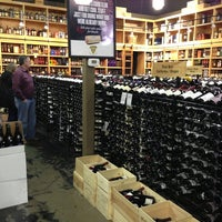 Photo taken at Pogo's Wine & Spirits by n a. on 12/31/2012