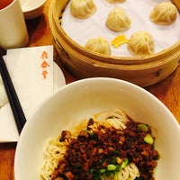 Photo taken at Din Tai Fung by Nicolette Anne Roszellene Teo on 1/6/2016