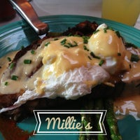 Photo taken at Millie's by Pauline L. on 3/3/2013