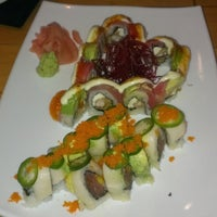 Photo taken at GENKI Noodles and Sushi - Buckhead by Dancin' D. on 4/3/2013