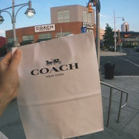 coach store premium outlets 1xrl  Photo taken at Coach Factory Store by jamyln on 6/21/2016