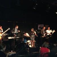 Photo taken at The Ellington Jazz Club by Valentina on 5/11/2013