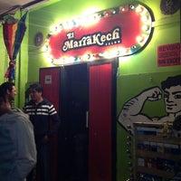 Foto tirada no(a) Marrakech Salón por Miko G. em 12/30/2012
