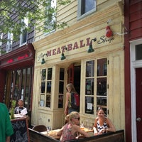 Photo taken at The Meatball Shop by Rachel H. on 6/28/2013
