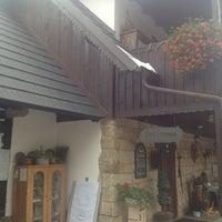 Photo taken at Restaurace a penzion Polepsovna by David K. on 10/29/2012