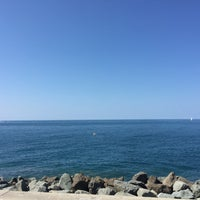 Снимок сделан в Пляж Олимпийского парка пользователем Арина А. 8/18/2017