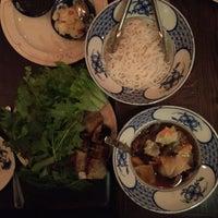 Photo taken at Hà Nội House by Dan Q. D. on 1/18/2017