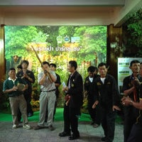 Photo taken at Royal Forest Department by Aiw_Idesign T. on 9/20/2012