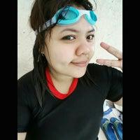 Photo taken at Nirmala Swimming Pool by Yantimariast 얀. on 3/20/2016