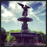 Photo prise au Bethesda Fountain par Diane C. le5/31/2013