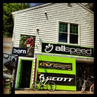 Photo taken at AllSpeed Cyclery and Snow by Jay M. on 6/20/2013