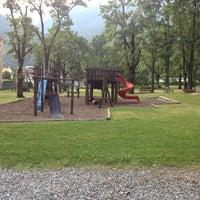 Photo taken at Parco degl'incontri by Alberto C. on 6/19/2013
