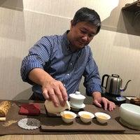 2/24/2018 tarihinde Amelia T.ziyaretçi tarafından Fang Gourmet Tea'de çekilen fotoğraf