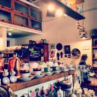 Photo taken at Cafe Rico by 승주 오. on 6/22/2013