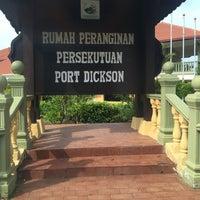 Photo taken at Rumah Peranginan Persekutuan by STZ on 5/6/2016