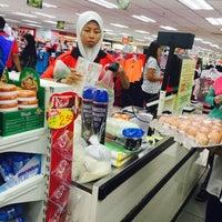 Photo taken at Astaka Muar Shopping Mall by STZ on 7/23/2015