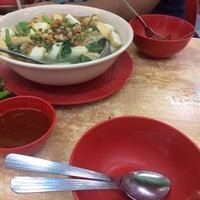Photo taken at Restoran Yong tau fu Pulau Gadong by STZ on 2/28/2017